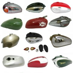 BSA Motorcycle Fuel Tank Assembly British Bike Replacement Spare Parts