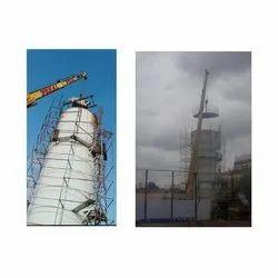 Onsite Storage Tank Fabrication
