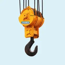 Crane Hook Pulley Block