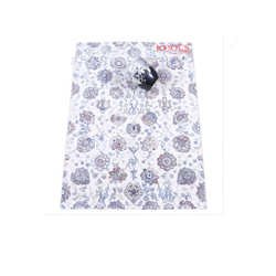 Multicolor Knots Aquarius Premium Imported European Carpet, Size: 120 X 170 Cm