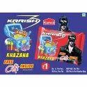 Kamco Krrish 3 Toy Khazana Candy, Packaging Type: Packet