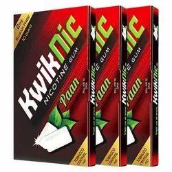 Kwiknic Nicotine Gum