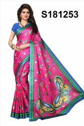 South Bhagalpuri Silk Saree