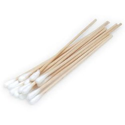 Cotton Tip Wooden Applicators 6'
