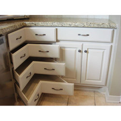 Polished Kitchen Cabinets