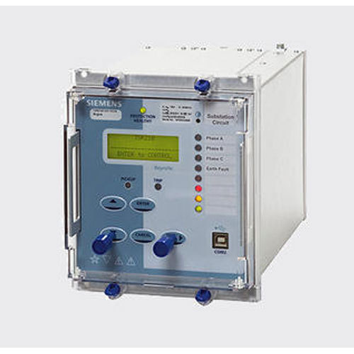 Reyrolle 7sr210 Overcurrent Earth Fault Protection Relay