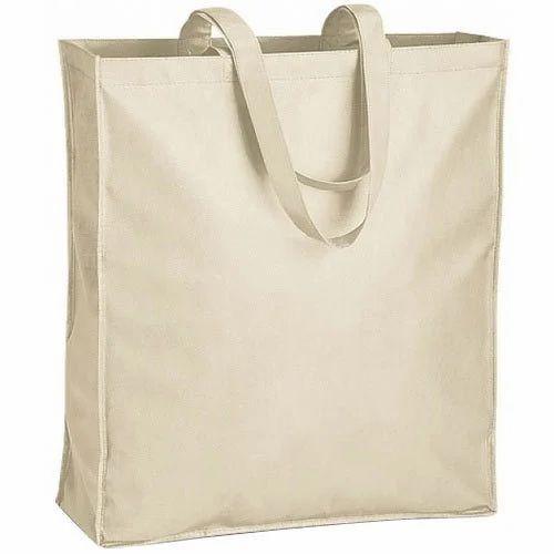 Canvas Shopping Bags at Rs 35  unit  3cbb38f1dde2