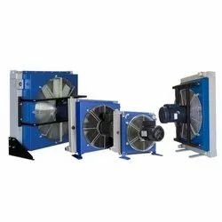SHE Ss Air Cooled Heat Exchanger, For Industrial, 220-440 V