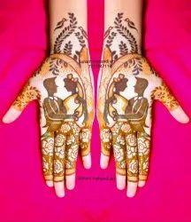 Women Arabic Mehendi Artists Services, indore