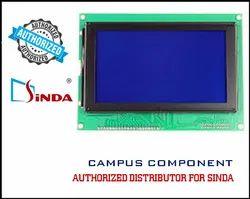 240x128 COB LCD Display