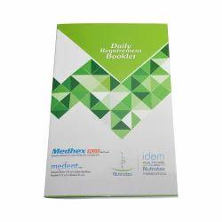 Paper Rx Pad, Chemist Booklet Printing Service