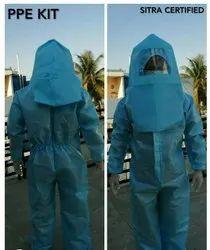 Laminated PPE Kit