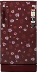 Godrej 190 L 4 Star Direct Cool Single Door Refrigerator (R D EDGE 205 TAI 4.2 STR WIN, Star Wine)