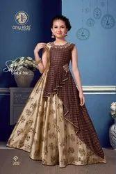 Designer Girls Gown