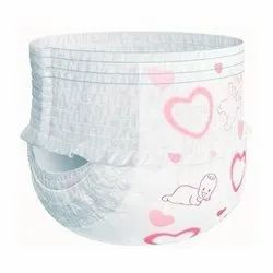 Riwana Cotton Disposable Baby Diaper, Size: Extra Large, Packaging Size: 7 Pieces