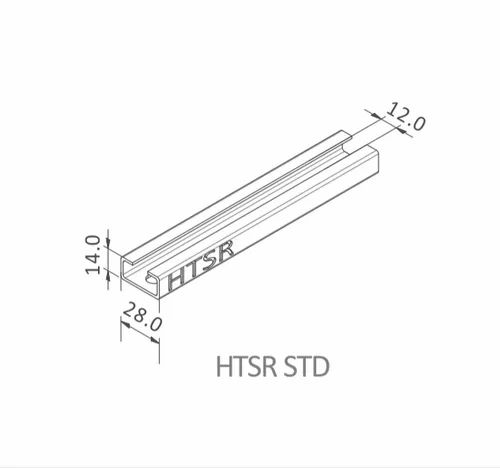 HT Slotted Rail STD