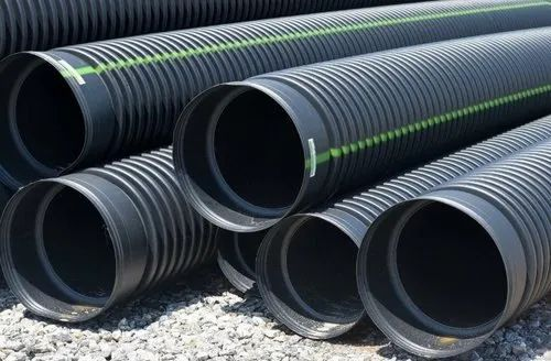 Single Wall Corrugated Pipe - Single Walled Corrugated Pipes Manufacturer  from Vadodara