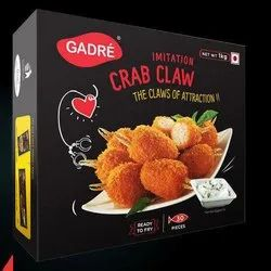 Gadre Crab Claw, for Restaurant, household and mess, Packaging Type: Box