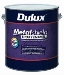 Dulux Metalshield Epoxy Enamel Gloss Paint