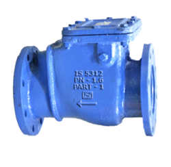 Reflux Valve With ISI / FM Mark