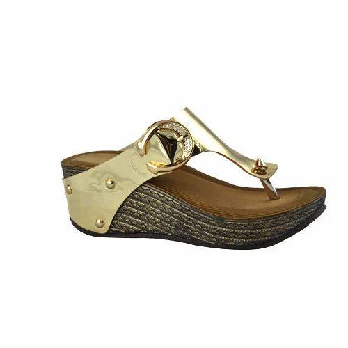 3f720caef1181 Fancy Ladies Sandal at Rs 550  pair