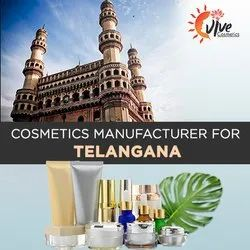 Cosmetics Manufacturer for Telangana