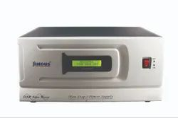 Indus Single DSP Sine Wave UPS, Capacity: 700VA - 2200VA, Input Voltage: 120-280 V
