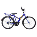 Blue Hercules Bicycle