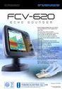 Furuno Fcv620 Marine Echo Sounder