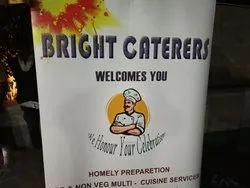 Buffet Dinner, Chennai, Counter Decoration