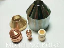 Koike Plasma Torch Consumables