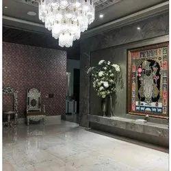 Glass Decorative Crystal Chandelier