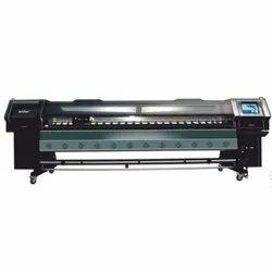 W12L ECO Solvent Printing Machine