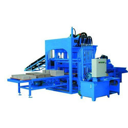 Automatic Cement Brick Making Machine