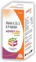 Vitamin A, D3, E & Biotin Injection
