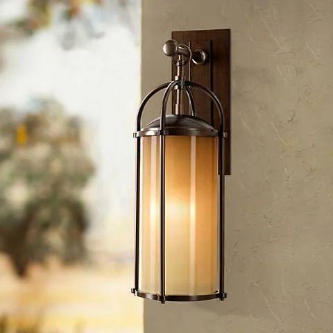 Outdoor Waterproof Wall Light Lamps