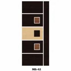 Plain Wooden Door
