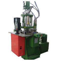 55 Tons Vertical Plastic Injection Moulding Machine