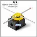FCR Type Cross Bar Rotary Limit Switch