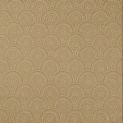56 Inch Beige Fabric Damask Scales