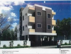 Residential Modular Apartment Construction in Chennai
