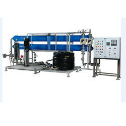 Semi-Automatic Industrial Reverse Osmosis Plant
