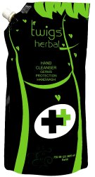 Twigs Herbals Aloe Vera Hand Cleanser Germs Protection Hand Wash 750ml Sanitizer