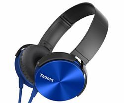 Troops TP- 7040 Extra Bass Headphone