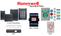 Multi Door Access Control System HID Honeywell Spectra Smarti
