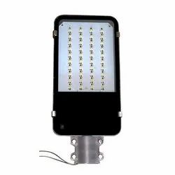 Cool White Aluminum AC LED Street Light, IP Rating: IP65