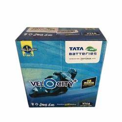Tata Bike Battery, Warranty: 48 Months