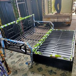 Metal Sofa Cum Bed
