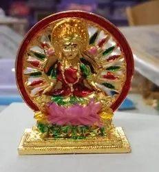 Multicolor God Idol Laxmi Ji