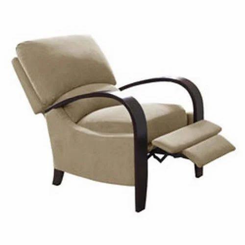 Recliner Wooden Chair